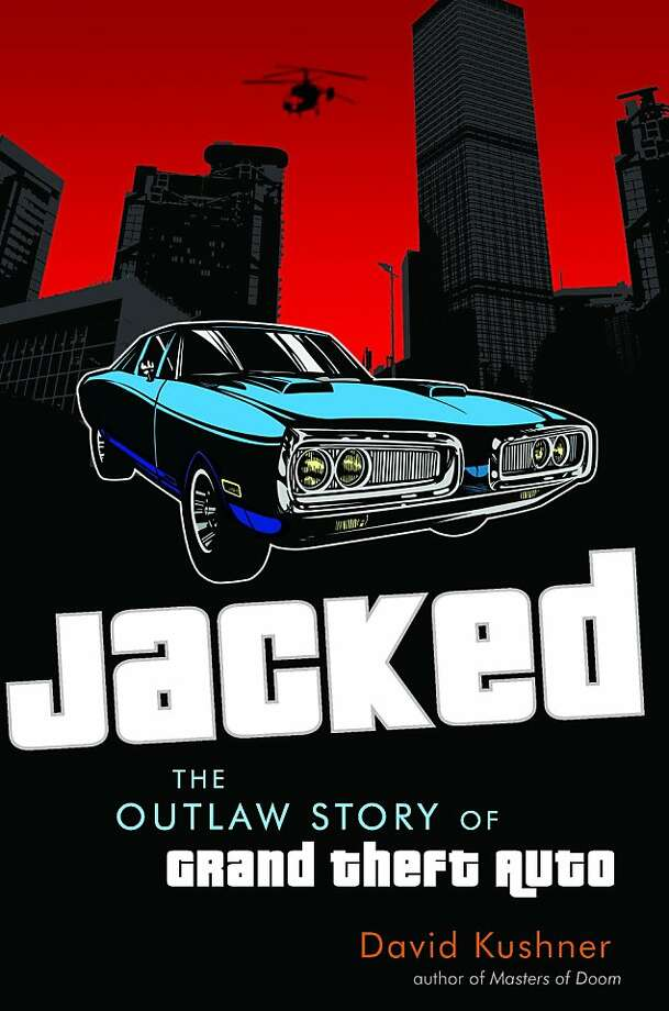 David Kushner is a writer who has contributed to Wired, The New York Times and Rolling Stone. He recently published a book called Jacked: The Outlaw Story of Grand Theft Auto. Photo: Wiley