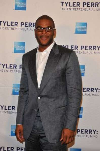 20.Tyler Perry  At 42, this actor, director/producer made $105M in earnings.