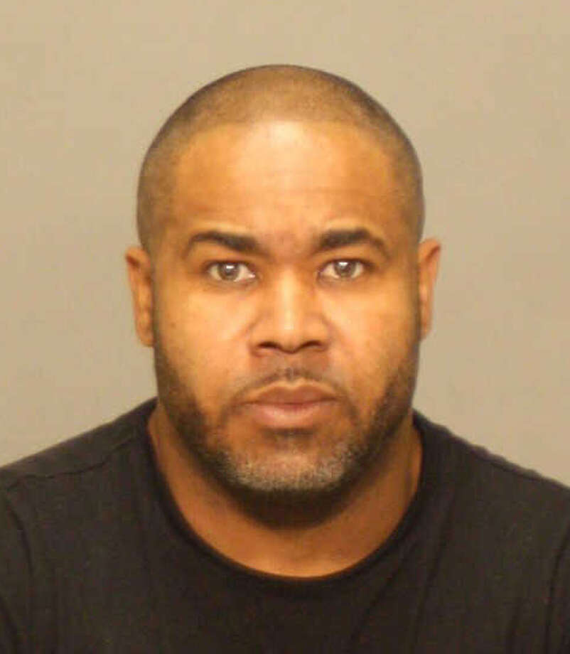 George Lawrence, of Bridgeport, was charged by Greenwich Police May 15 with first-degree larceny in connection with the theft of a diamond from the ring of a Greenwich resident in whose house he was working as an exterminator in December 2010. Photo provided by Greenwich Police. Photo: Contributed Photo