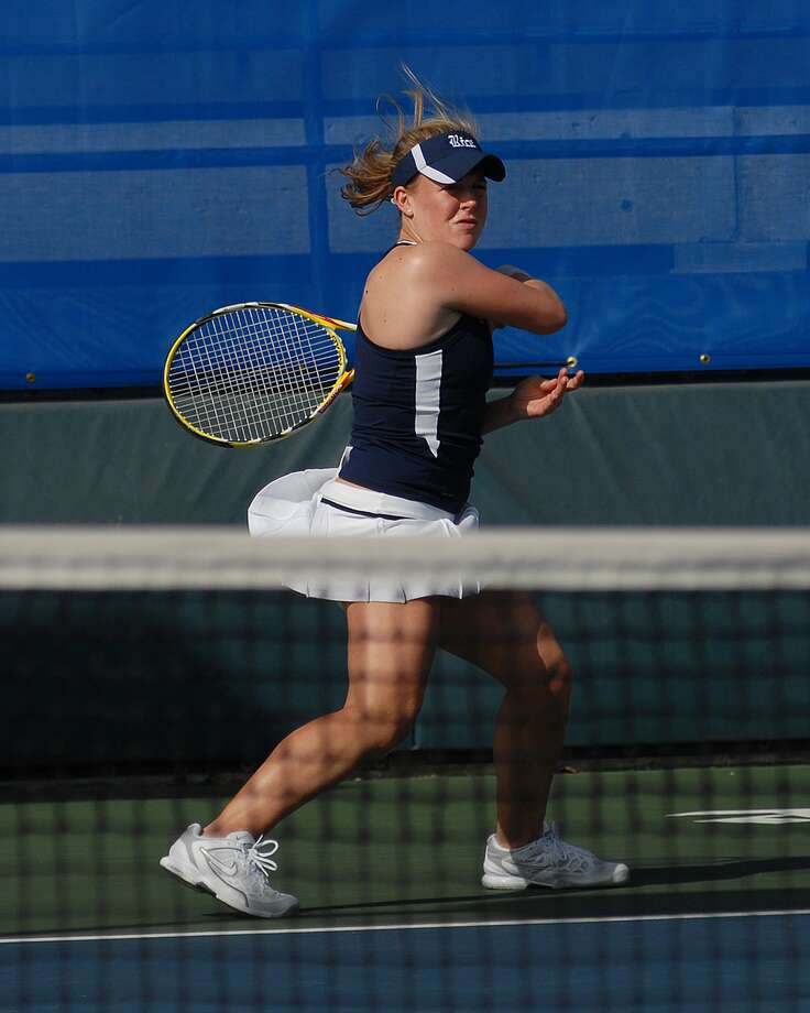 Natalie Beazant, went 25-1 in singles play on her way to being named C-USA Player of the Year. Photo: Rice University