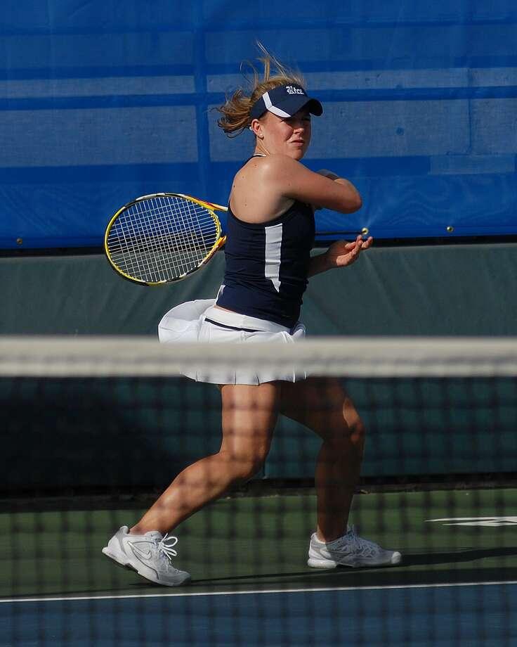 Natalie Beazant added another accomplishment to her stellar season. Photo: Rice University