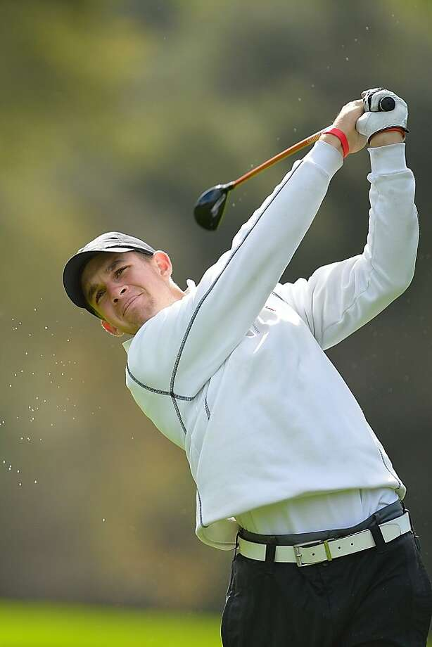 STANFORD, CA - MARCH 10, 2012: Patrick Rodgers and the Stanford men's golf team compete in round 2 of the Stanford Intercollegiate at the Stanford Golf Course in Stanford, California. Credit:Richard C. Ersted / stanfordphoto.com Photo: Richard C. Ersted, Stanfordphoto.com