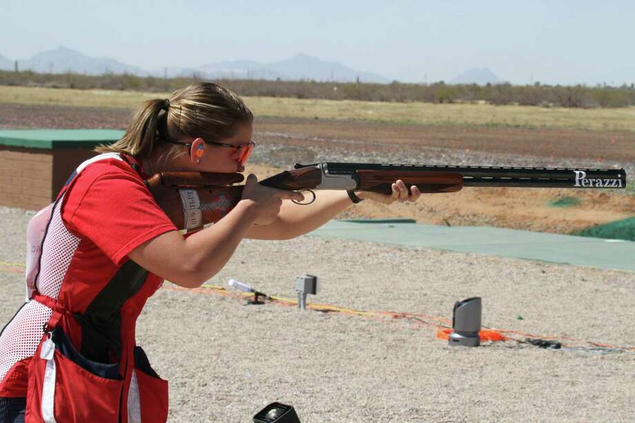Olympic shotgun shooting prospect Caitlin Barney Weinheimer. 2012 Photo: Courtesy Photo