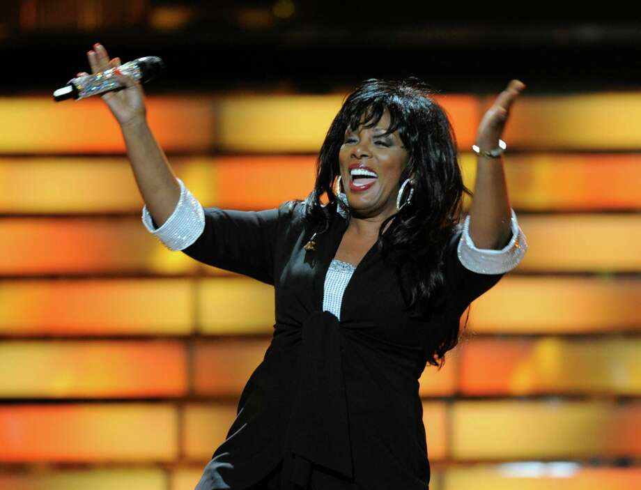 "Donna Summer performs during the finale of ""American Idol"" at the Nokia Theatre in Los Angeles, Wednesday, May 21, 2008. (AP Photo/Kevork Djansezian) ** NO SALES ** Photo: Kevork Djansezian, STF / AP2008"
