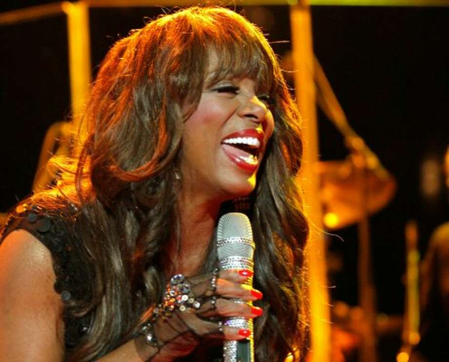 The late singer Donna Summer performs in 2010. (Thos Robinson / Getty Images for The Buoniconti)