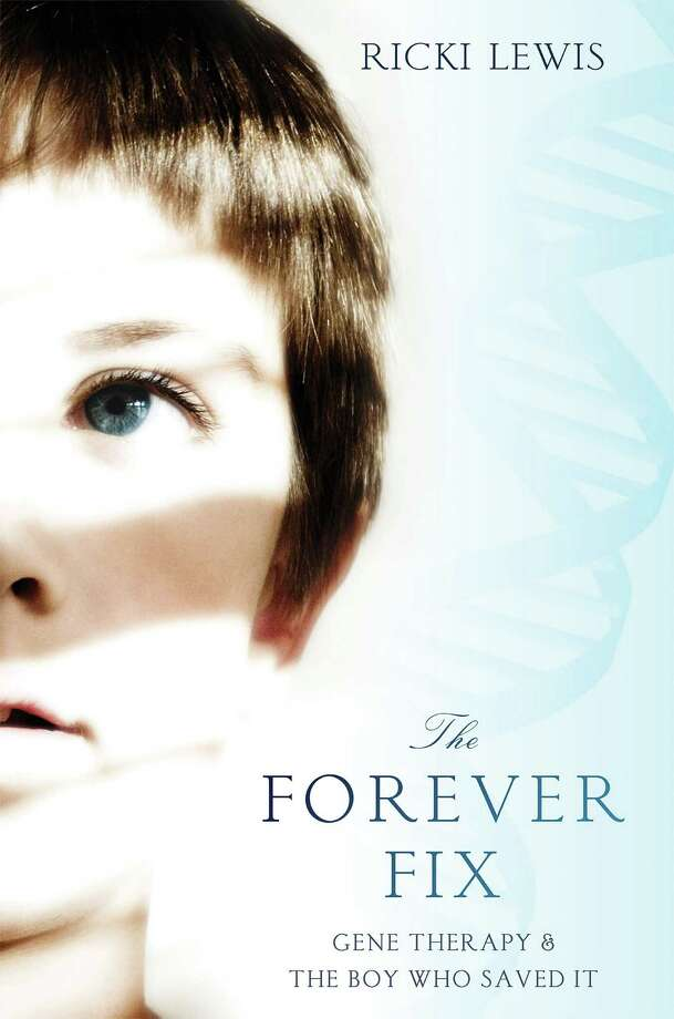 """The Forever Fix"" by Ricki Lewis"