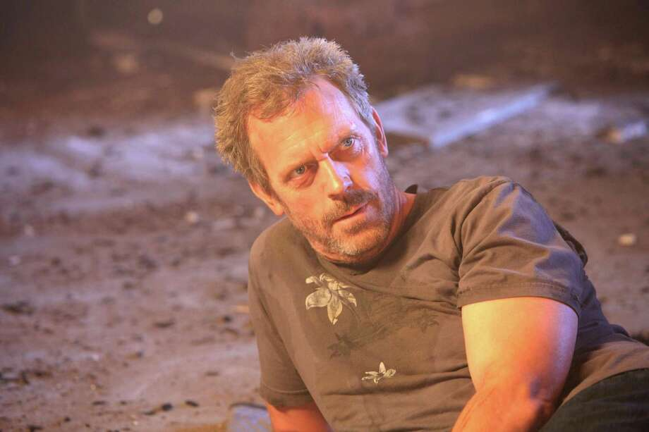Hugh Laurie's Dr. House bids a grumpy farewell to viewers in two-hour series finale. Photo: Adam Taylor/Fox