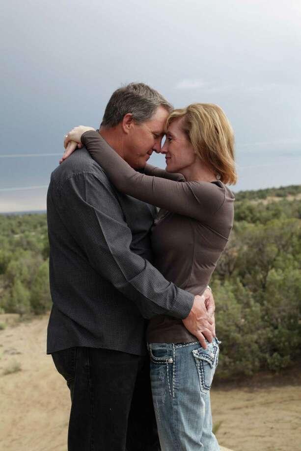 Kim and Krickitt Carpenter Photo: Lovell-Fairchild