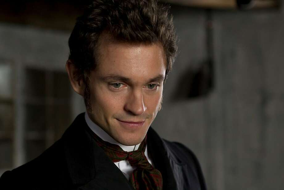 "Hugh Dancy as Mortimer Granville in ""Hysteria."" Photo by Liam Daniel, Courtesy of Sony Pictures Classics Photo: Liam Daniel, Sony Pictures Classics"