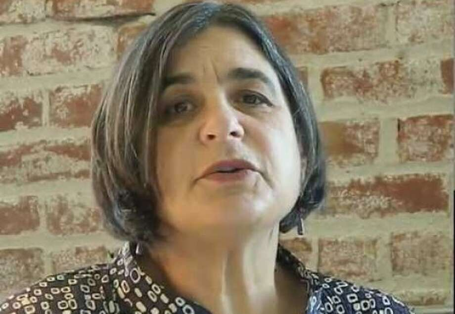 Amy Mueller, artistic director, Playwrights Foundation in San Francisco. Photo: Playwrights Foundation