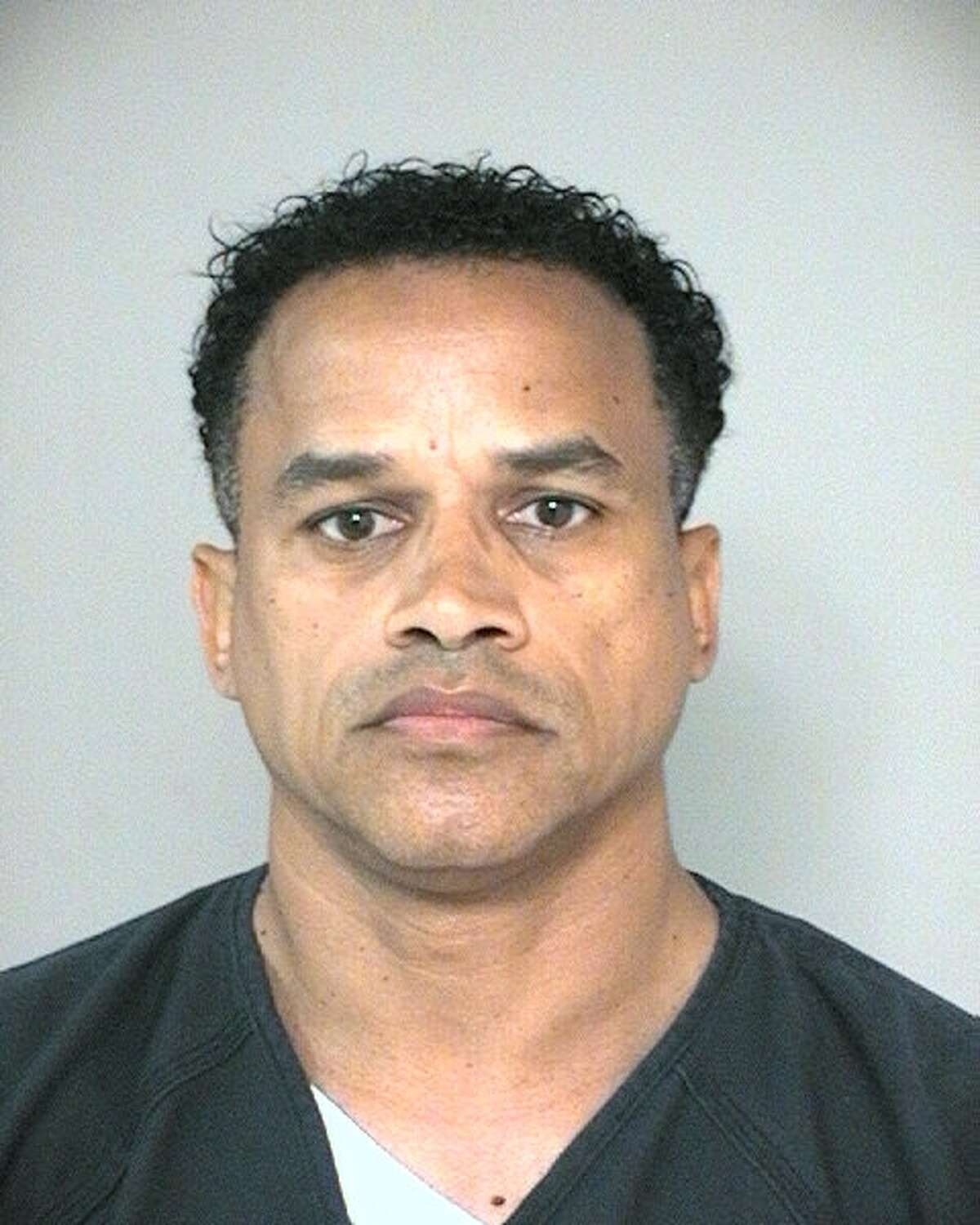 Paul Roberts, 53, was arrested after inappropriate Facebook messages surfaced between him and two male students.