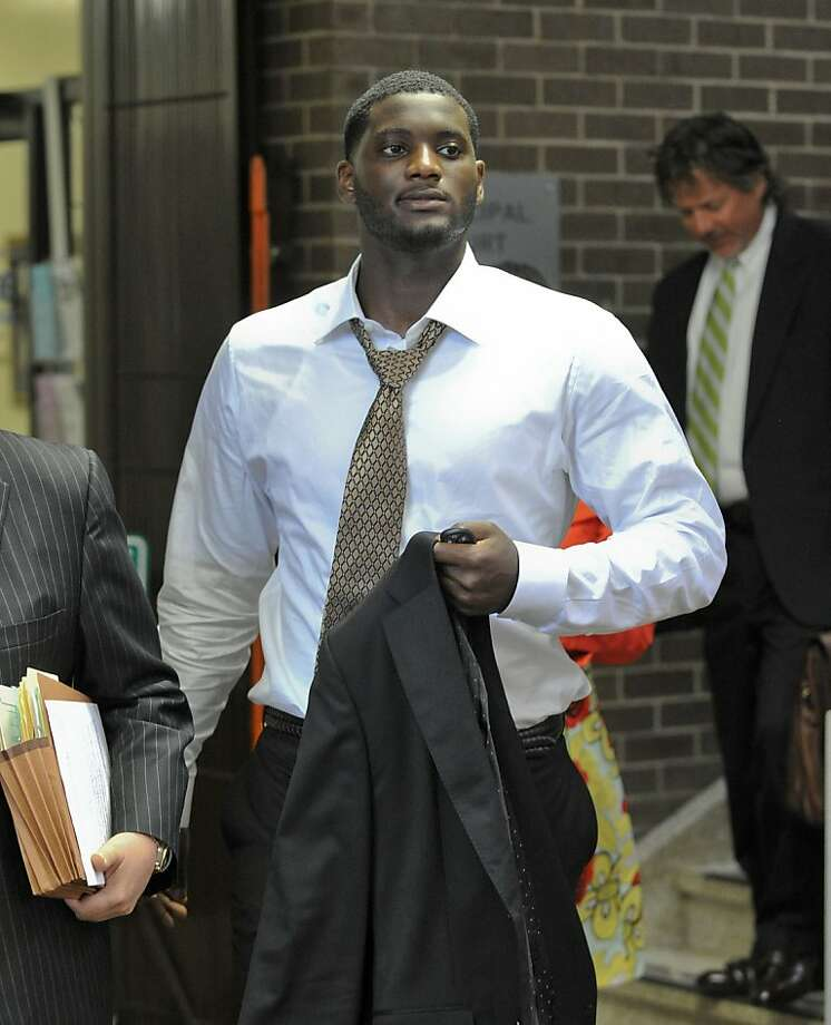 Rolando McClain is in the clear on criminal charges but still could face discipline from the league. Photo: Bob Gathany Gathany, Associated Press