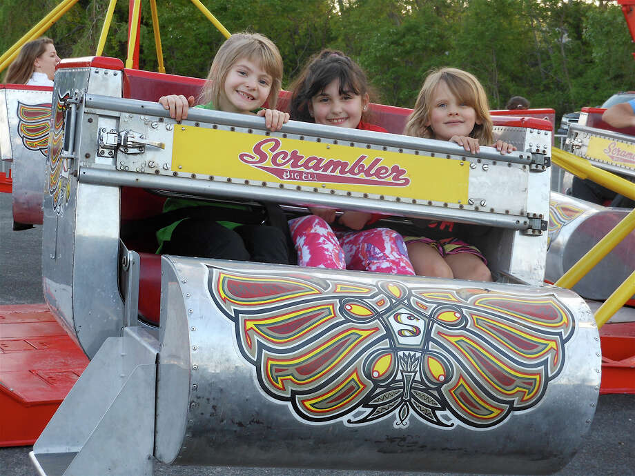 The Holy Family Church Carnival takes place Friday through Sunday at Jennings Beach in Fairfield. Click here for times.  Photo: Mike Lauterborn / Fairfield Citizen contributed
