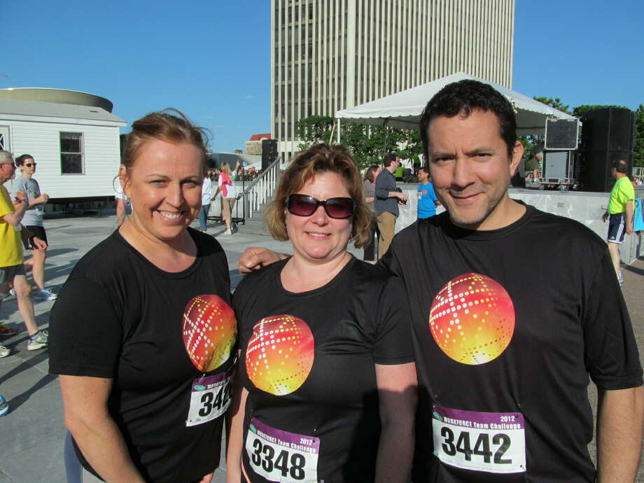 Were you Seen at the 2012 CDPHP Workforce Team Challenge in Albany on Thursday, May 17, 2012? Photo: Kristi Gustafson Barlette/Times Union