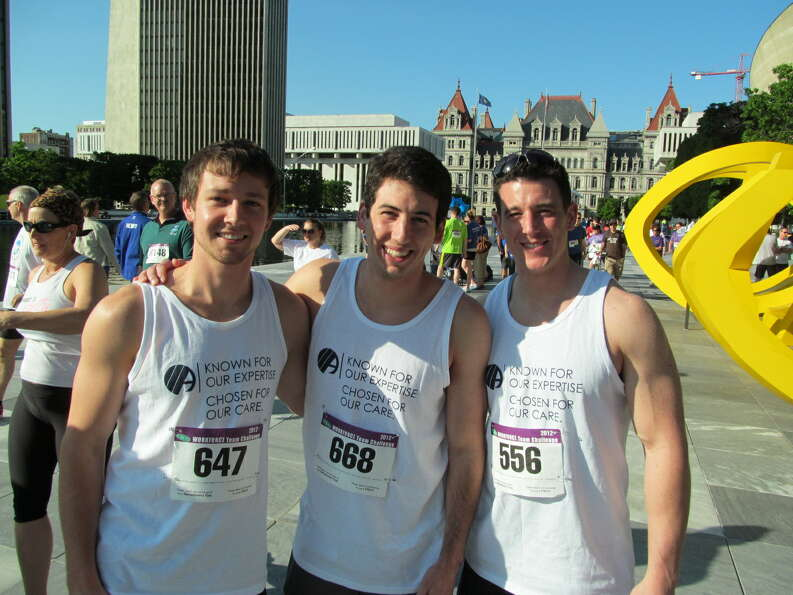 Were you Seen at the 2012 CDPHP Workforce Team Challenge in Albany on Thursday, May 17, 2012?