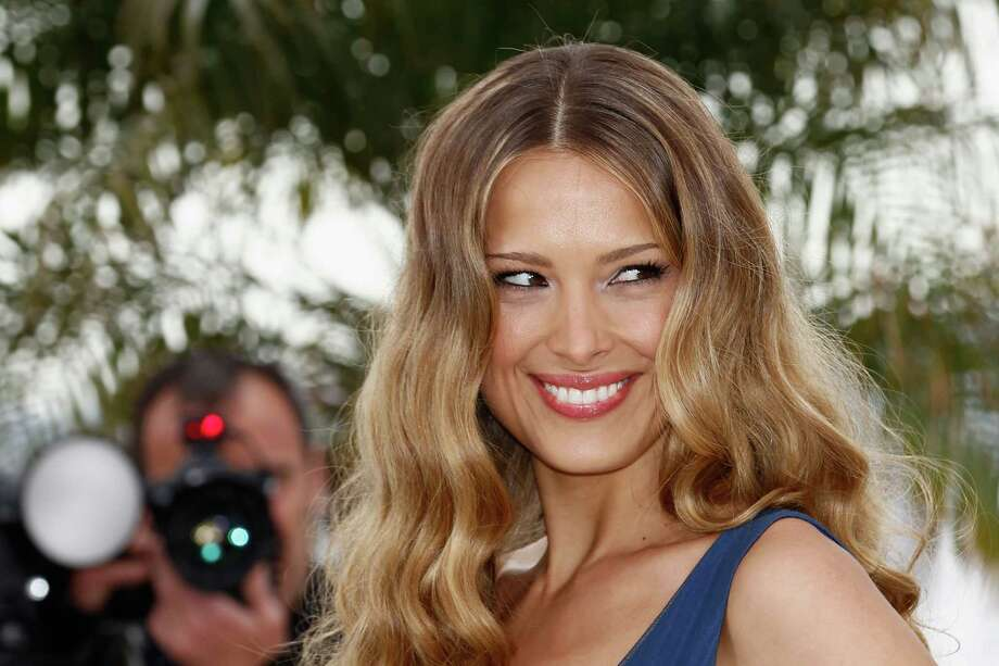 """Model Petra Nemcova poses at the """"Haiti Carnaval In Cannes"""" photocall during the 65th Annual Cannes Film Festival on May 18, 2012 in Cannes, France. Photo: Andreas Rentz, Getty Images / 2012 Getty Images"""