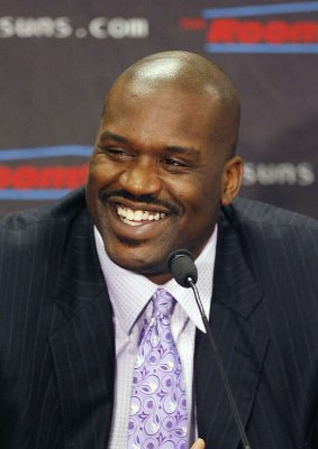Shaquille O'Neal's All Star Comedy Jam is set for Feb. 15 at Arena Theater, 7326 Southwest Freeway.