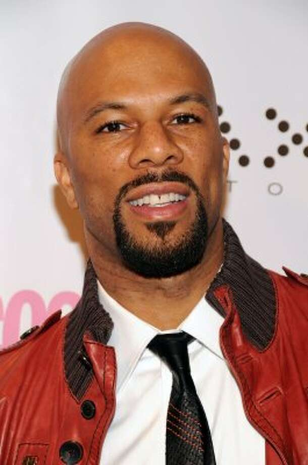 Rapper Common is set to appear at a day party at Hess Club Galleria on Feb. 17.
