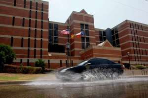 The Bexar County Adult Detention Center   (William Luther/wluther@express-news.net)