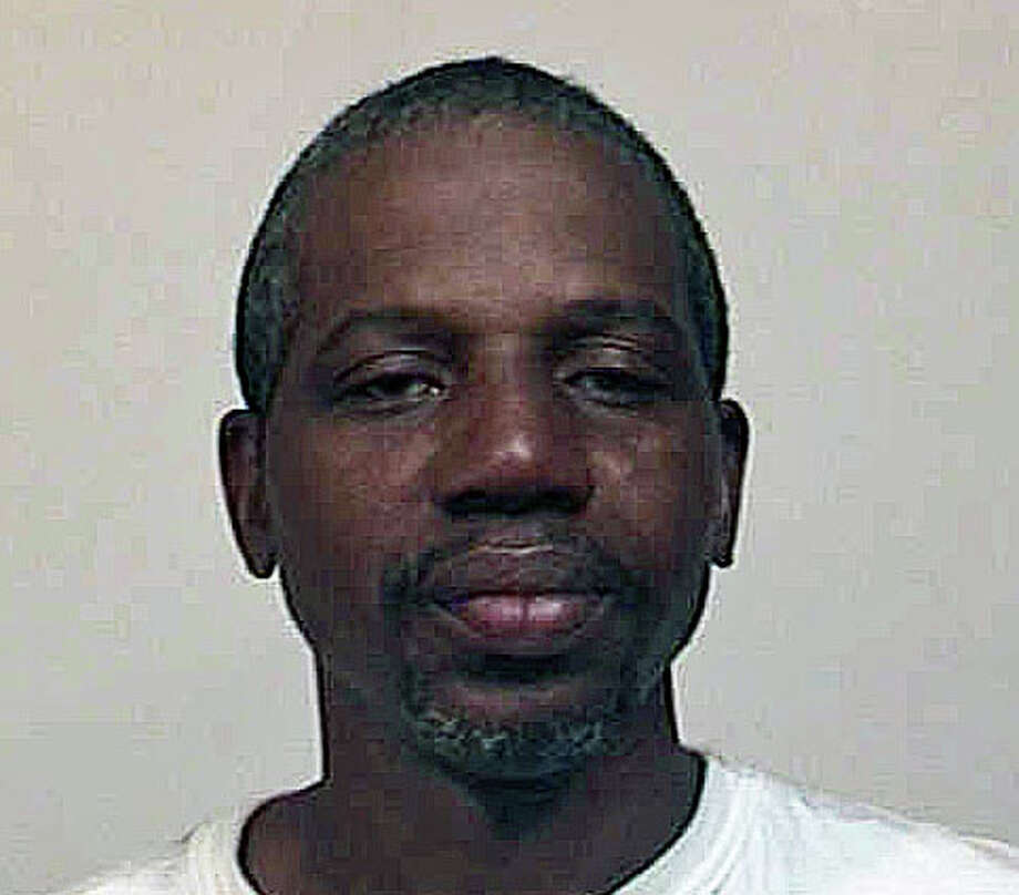 Marvin Hampton, 50, of Bridgeport, was charged with robbery and larceny. Photo: Contributed Photo / Fairfield Citizen