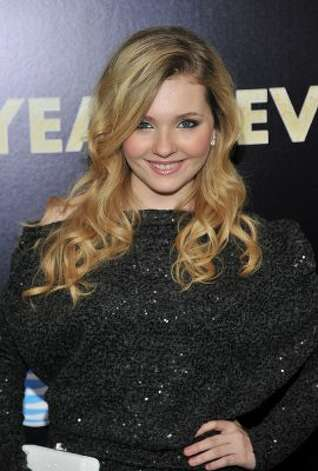 No. 8: Abigail (Abigail Breslin)Origin: Hebrew Meaning: A father's joy (Stephen Lovekin / Getty)