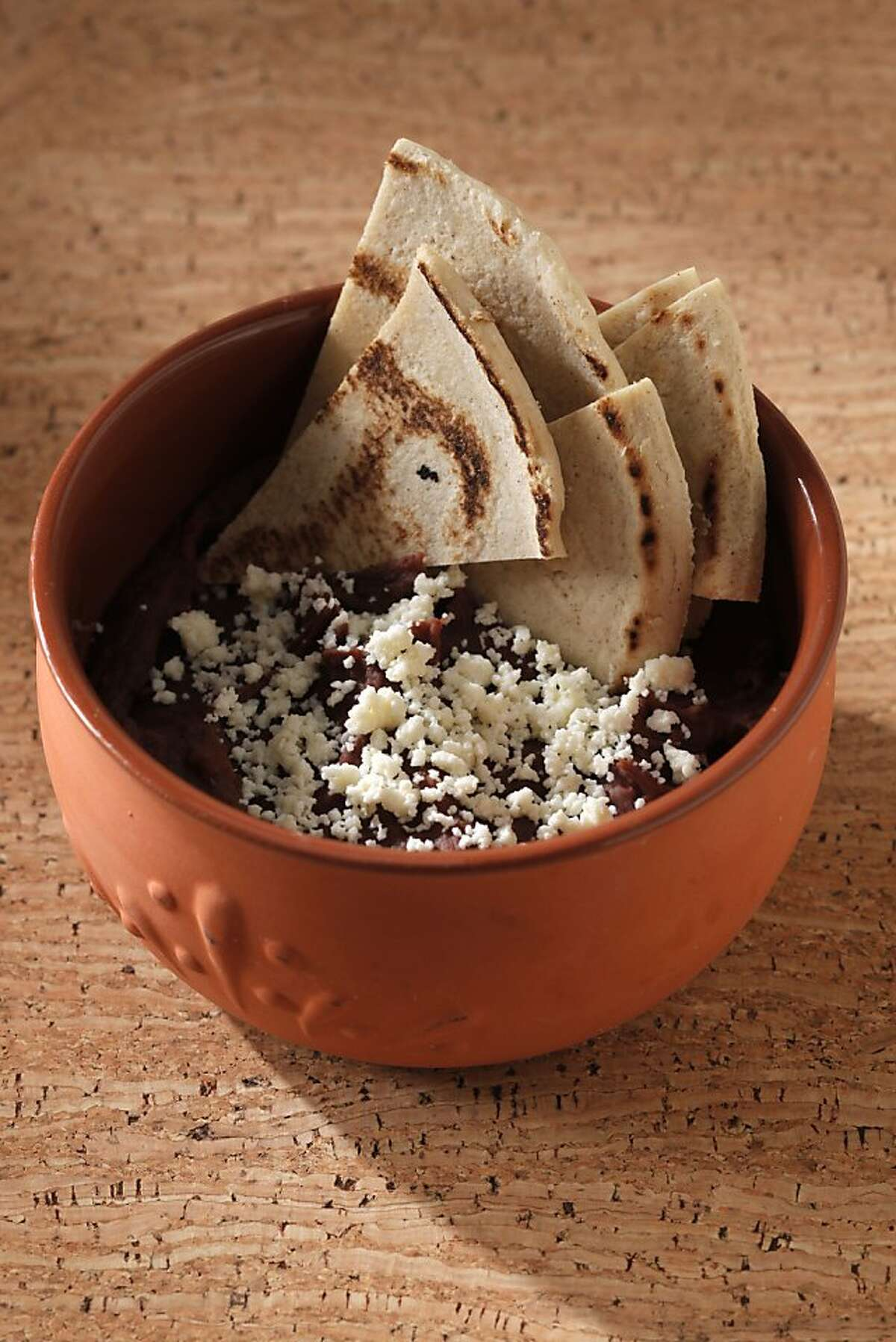 Queso Fresco as seen in San Francisco, California on Wednesday, May 9, 2012. Food styled by Stephanie Kirkland.
