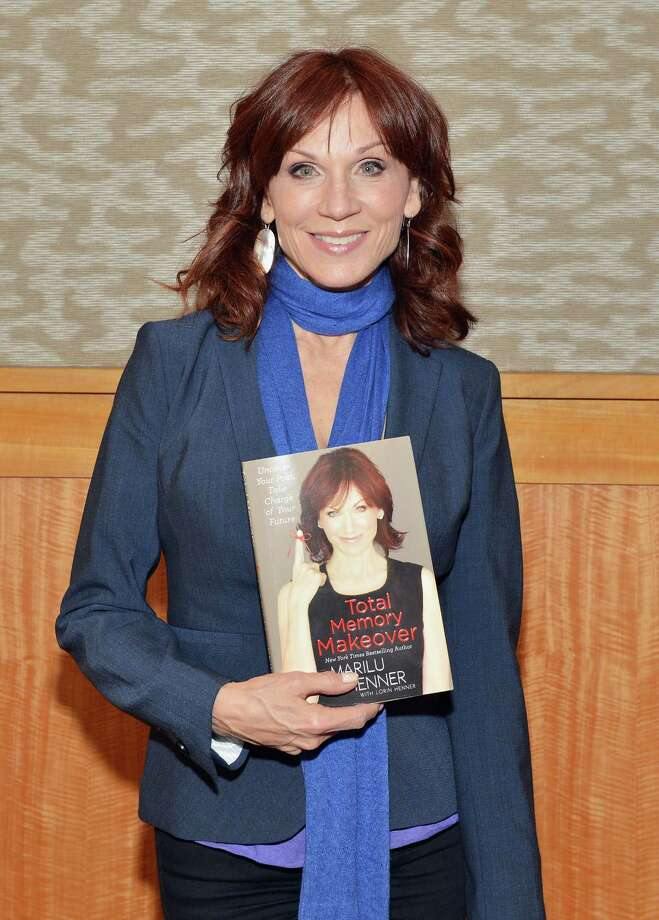 "Author/actress Marilu Henner's new book is ""Total Memory Makeover: Uncover Your Past, Take Charge of Your Future.""