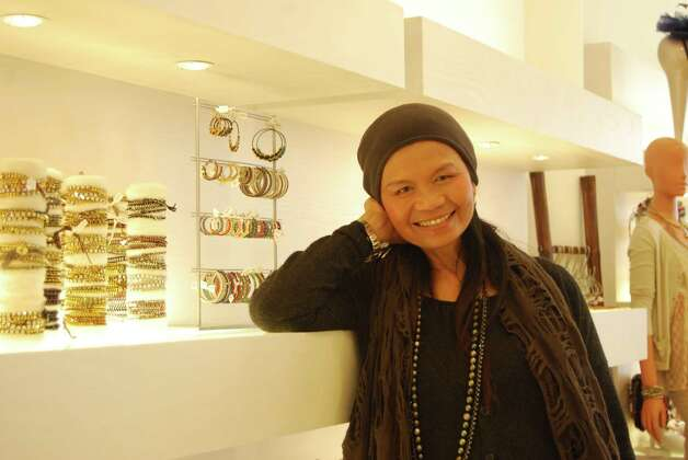 "Jewelry designer Chan Luu has a strong celebrity following. ""A lot of stylists go through my L.A. showroom and pick out things for movies,"" she says. Photo: Courtesy, Chan Luu"