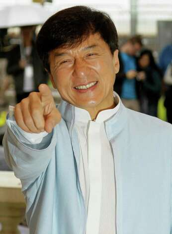 Director Jackie Chan poses during a photo call for Chinese Zodiac at the 65th international film festival, in Cannes, southern France, Friday, May 18, 2012. (AP Photo/Francois Mori) Photo: Francois M