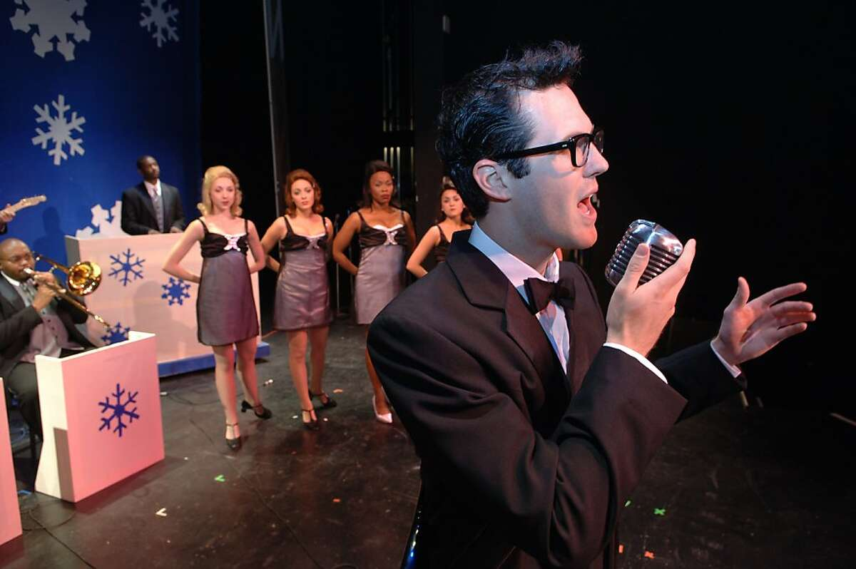 """The Merry-Go-Round Playhouse in New York's Finger Lakes region, which staged """"Buddy: The Buddy Holly Story"""" in 2006, is the producer of the inaugural Finger Lakes Musical Theatre Festival, May through October 2012."""
