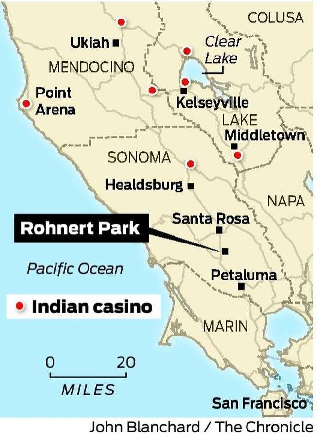 Rohnert Park makes bad bet on casino - SFGate