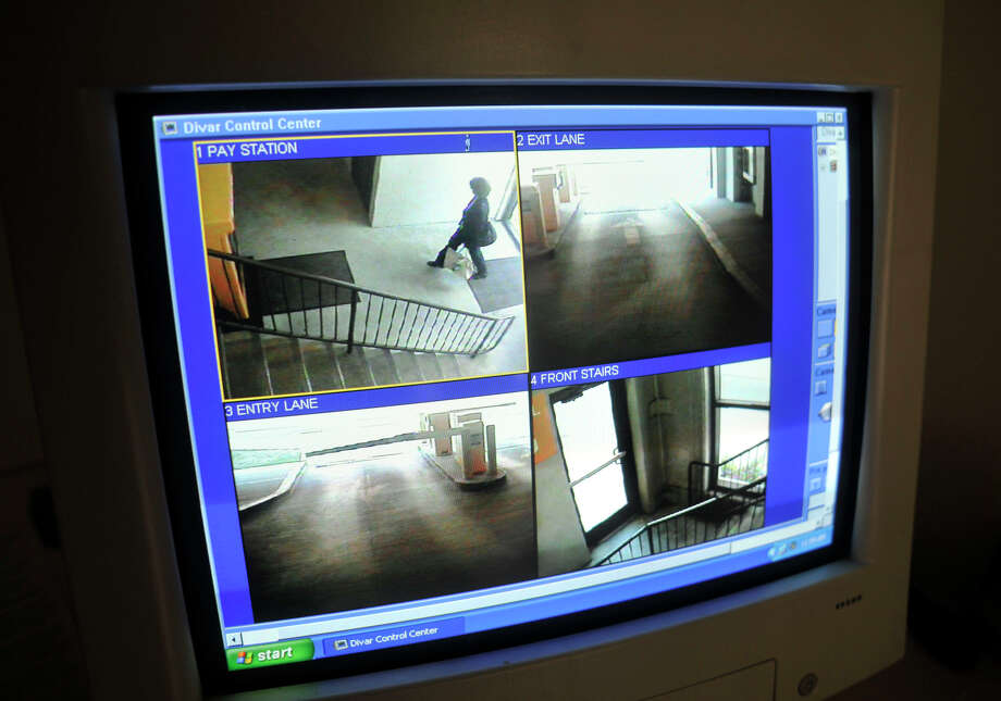 Smile, you're on security camera - Connecticut Post