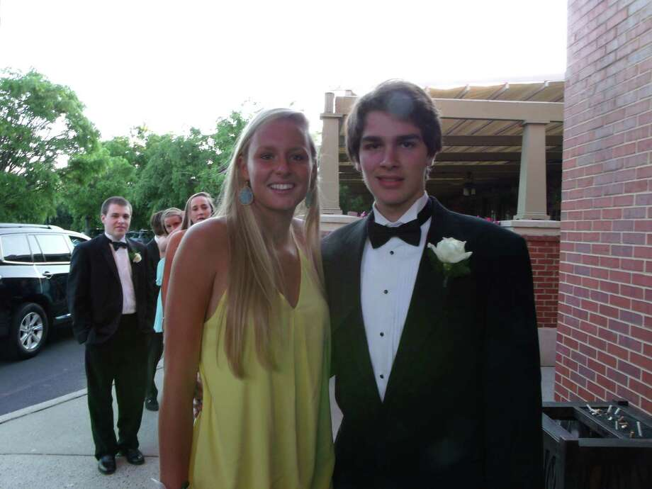 Were you SEEN at the Darien Prom Friday, May 18, 2012? Photo: Todd Tracy / Connecticut Post