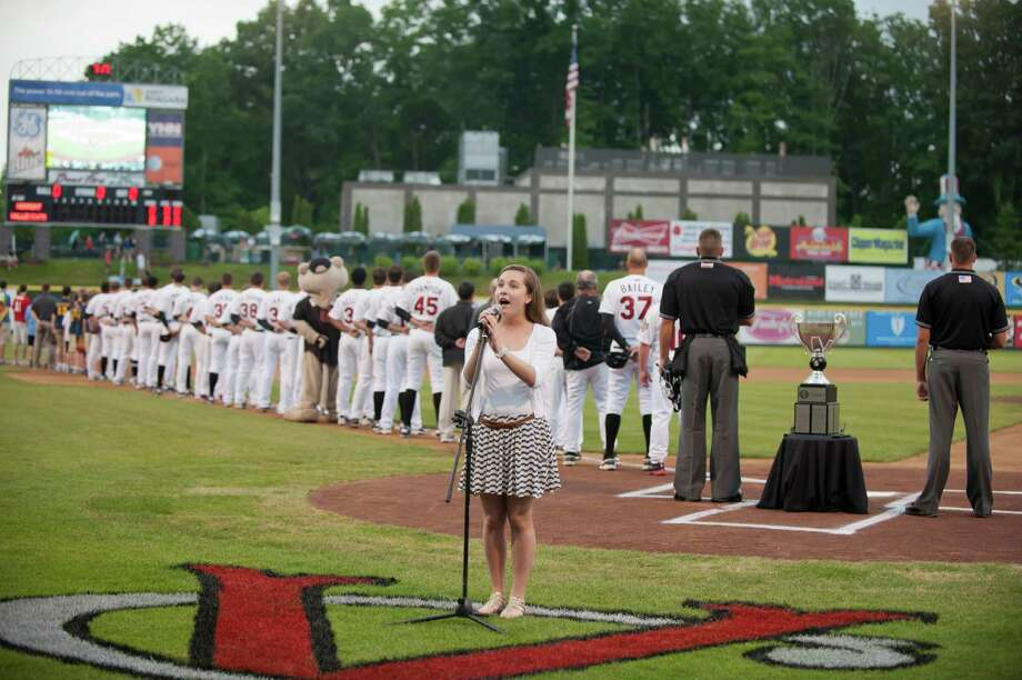The ValleyCats have partnered with Oldies 98.3 to host the third annual National Anthem tryouts from 9 a.m. to 12:30 p.m. Saturday at Crossgates Mall in Albany. Click here for more information. (Tri-City ValleyCats) Photo: Mark Morand / © Mainframe Photography