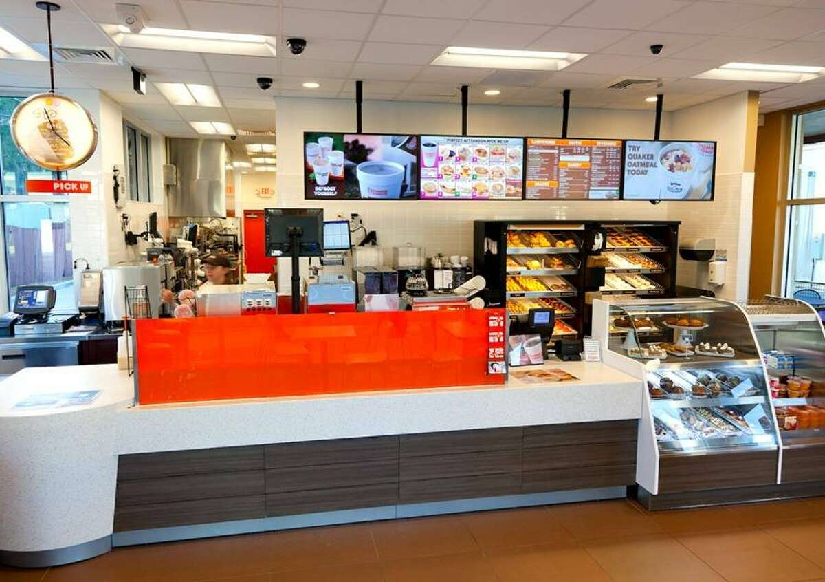 The Dunkin' Donuts at 5406 Bellaire Blvd. is one of only four in the Houston area. One of the others is at Hobby Airport.
