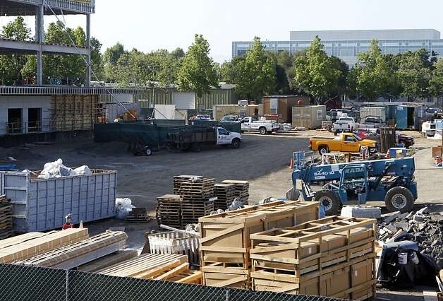 8. The San Jose, Calif., area gained 3,800 construction jobs between October 2011 and October 2012. Photo: Paul Chinn, The Chronicle