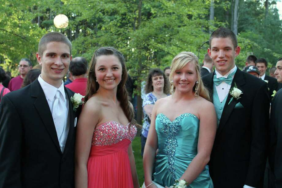 Were you seen at the Burnt Hills Ballston Lake Prom on May 18th, 2012? Photo: Delaney McDonough