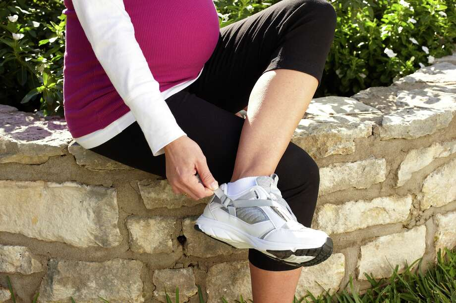 Shoes give new life to feet during pregnancy