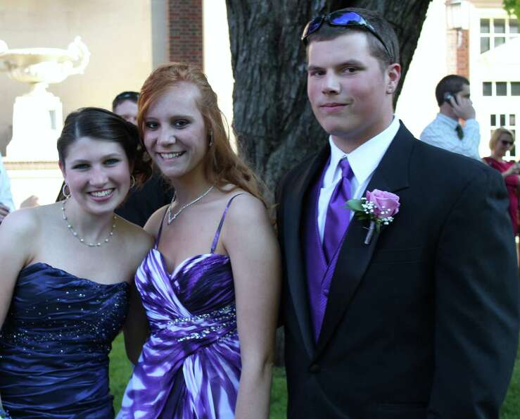 Were you seen at the Burnt Hills Ballston Lake Prom on May 18th,2012?