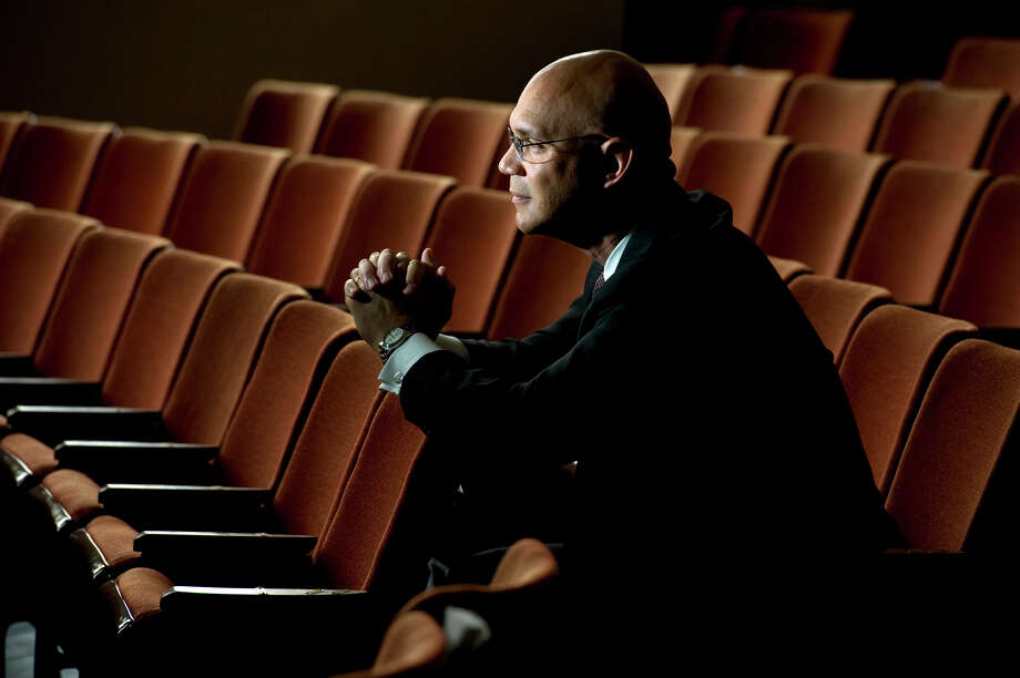 The Rev. Derrick Harkins endeavors to keep his political and pastoral work separate. Illustrates OBAMA-PASTOR (category w), by Hamil R. Harris Photo: CARIOTI, THE WASHINGTON POST / THE WASHINGTON POST
