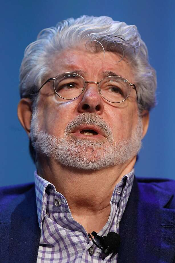 George Lucas lost a bid for a production studio on the site. Photo: Chip Somodevilla, Getty Images