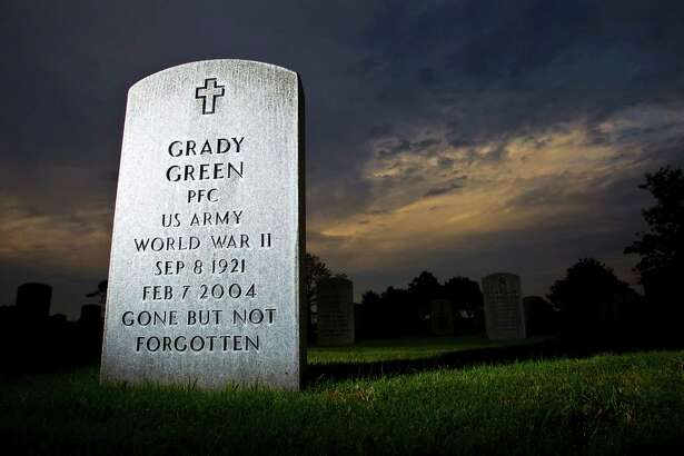 Grady Green died before the VA got around to investigating the case of the woman who stole from him.
