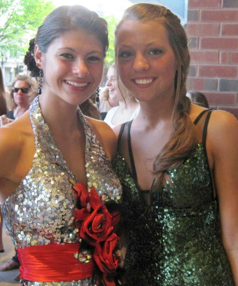 Were you seen at the Saratoga High School Prom May 19, 2012? Photo: Skye Cardona