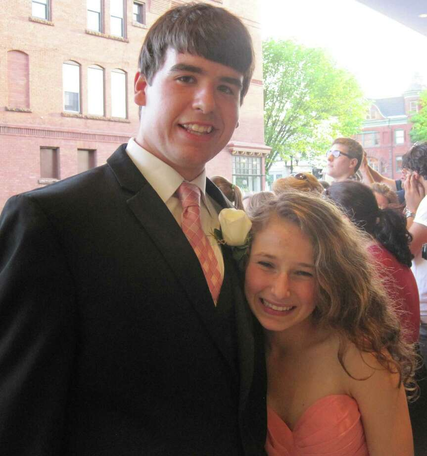 Were you seen at the Saratoga High School Prom May 19, 2012? Photo: Skye Cardona