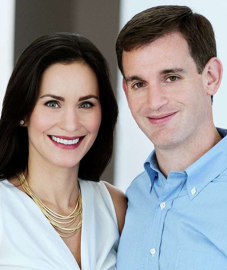 Laura and John Arnold never expected to become among the 100 richest      Americans.(Photo courtesy of the Arnolds)