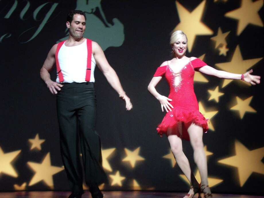 Were you SEEN at Curtain Call's Dancing with the Stars in Stamford Saturday, May 19, 2012? Photo: Todd Tracy / Connecticut Post