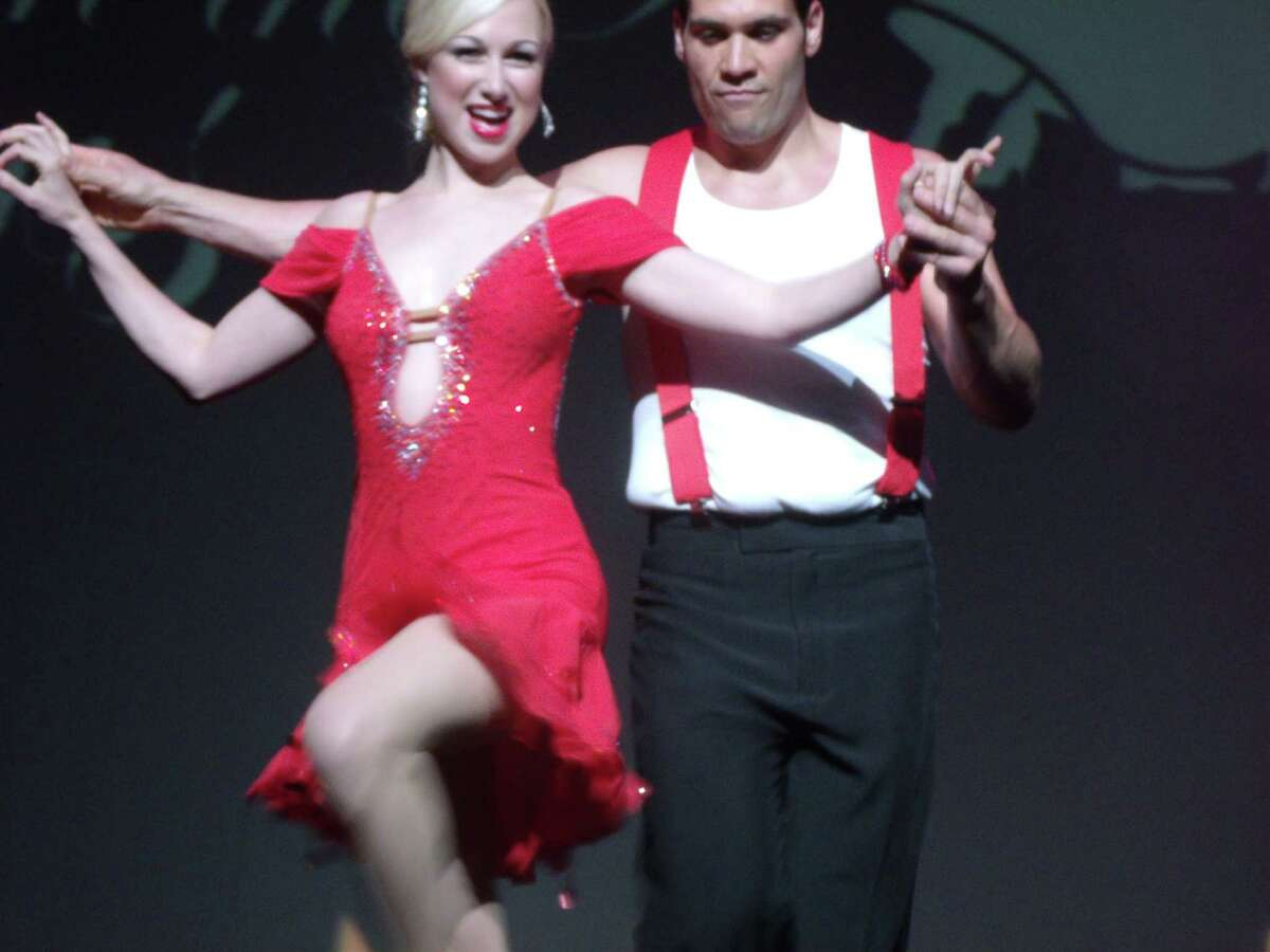 Were you SEEN at Curtain Call's Dancing with the Stars in Stamford Saturday, May 19, 2012?