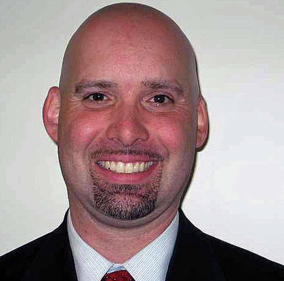 Scott Bannon has been appointed the new principal at Dwight Elementary School. Photo: Contributed Photo / Fairfield Citizen