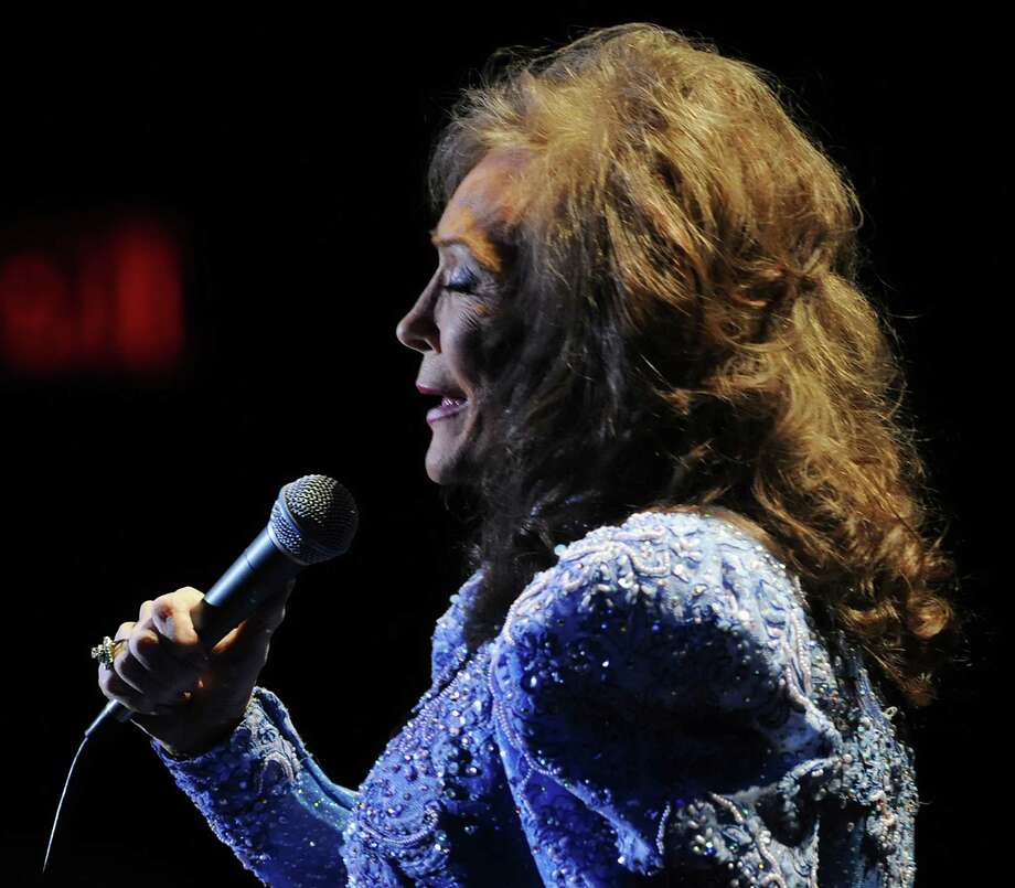 August 23: Country music legend, Loretta Lynn in concert at the Majestic Theatre. majesticempire.com Photo: AP
