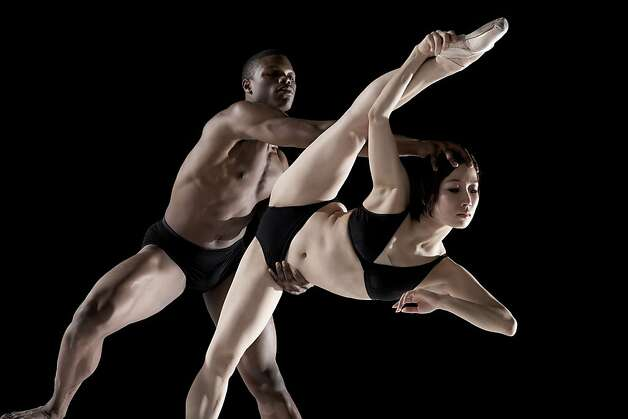 armitage dance Armitage 4  Marlon Taylor-Wiles and Masayo Yamaguchi  Photo by Julieta Cervantes Photo: Julieta Cervantes